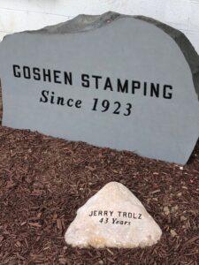 Goshen Stamping Rock